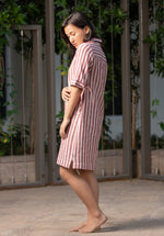 Moborr Como Shirt Dress