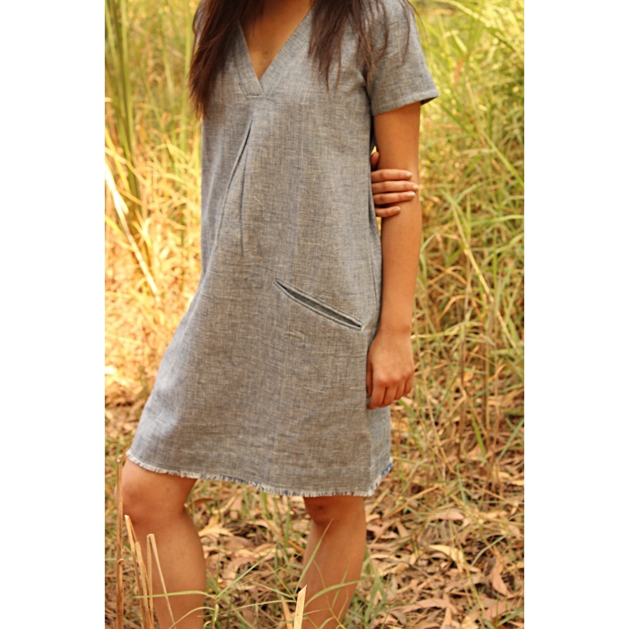 Rhine - - Shift Dress