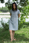 Alzette Shift Dress