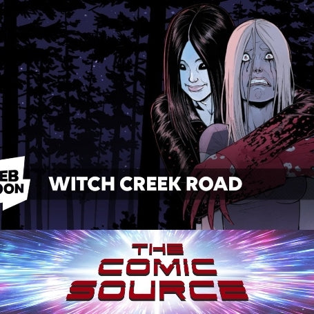 (Interview) The Comic Source Podcast
