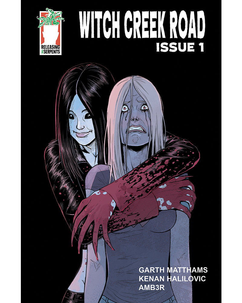 Witch Creek Road - Issue 1 Cover
