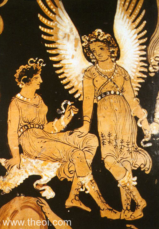 An image of the Furies