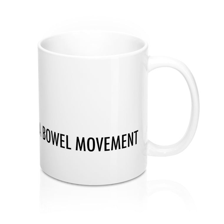 We're starting a movement Mug