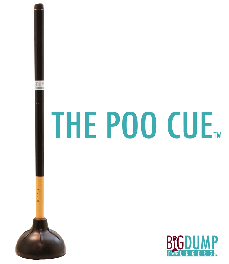 The Poo Cue