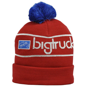 bigtruck Folder Pom Red