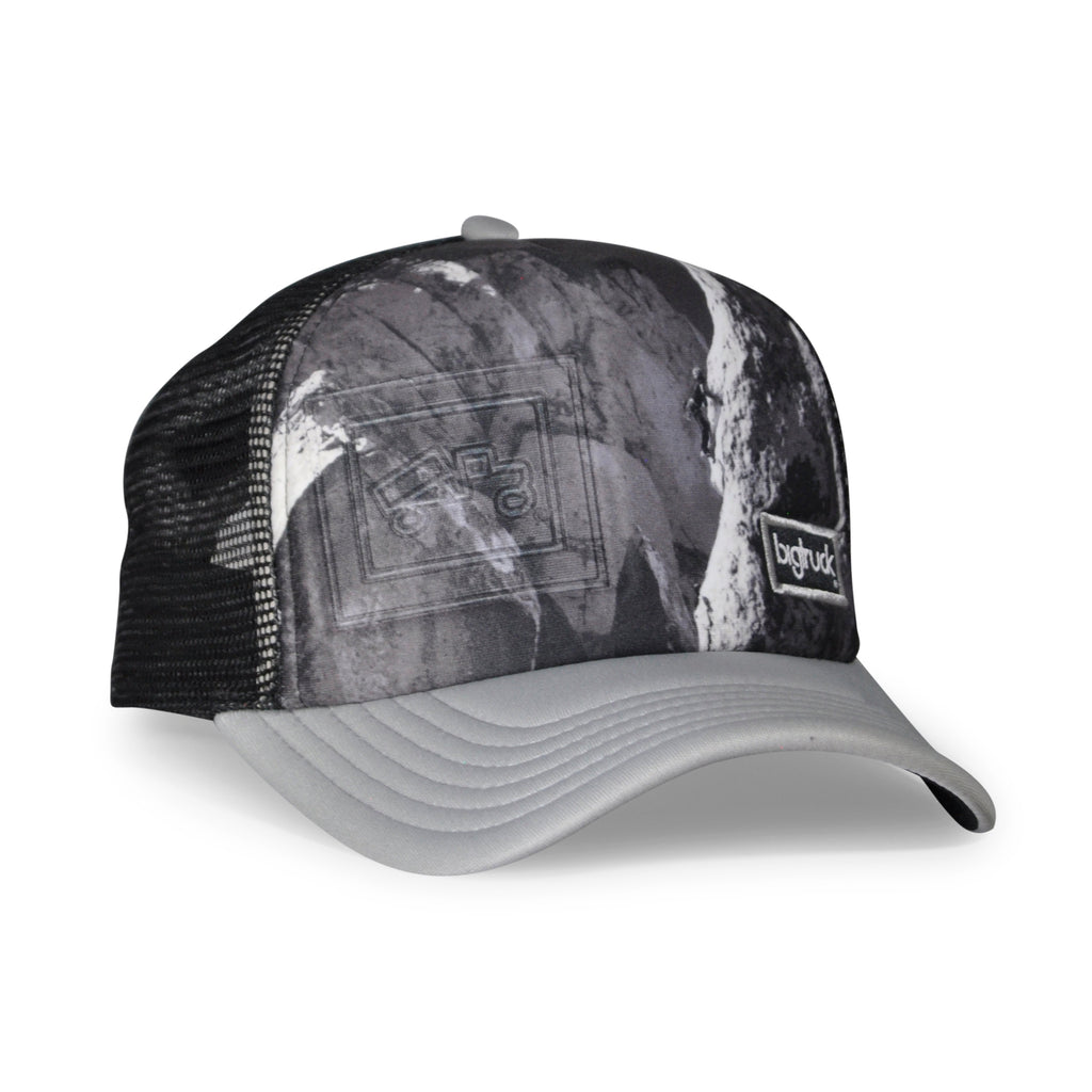 Original Debossed Sublimated Climber Grey