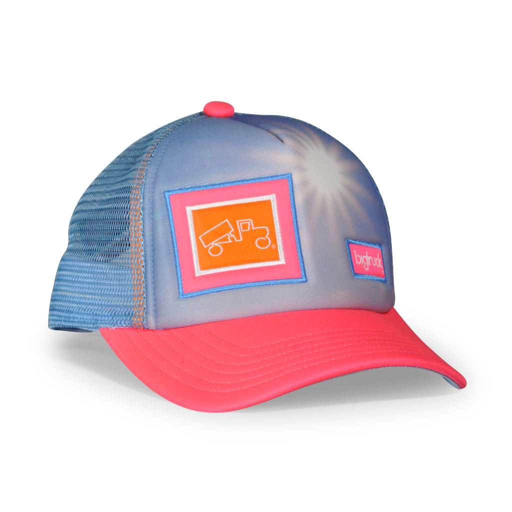 Original Kids Sublimated Sunburst Salmon