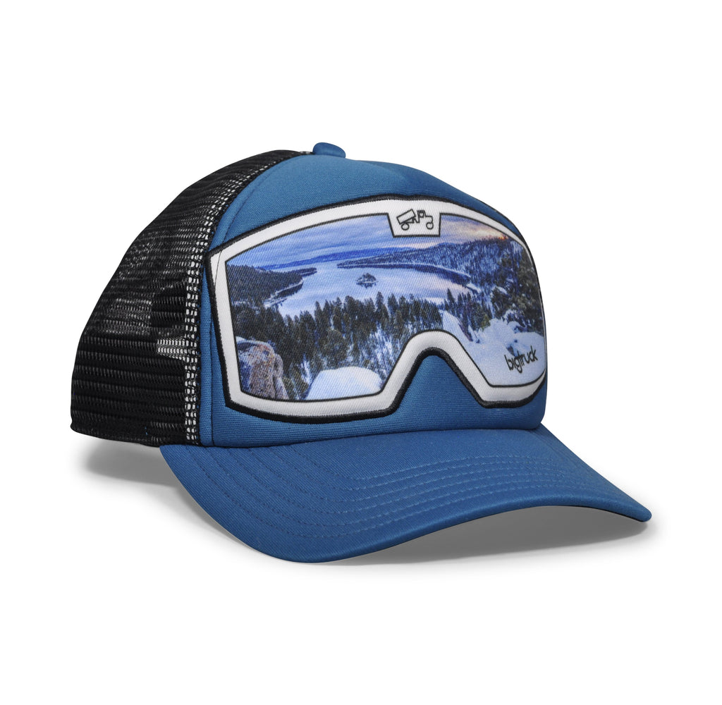 Original Blue Emerald Bay Goggle