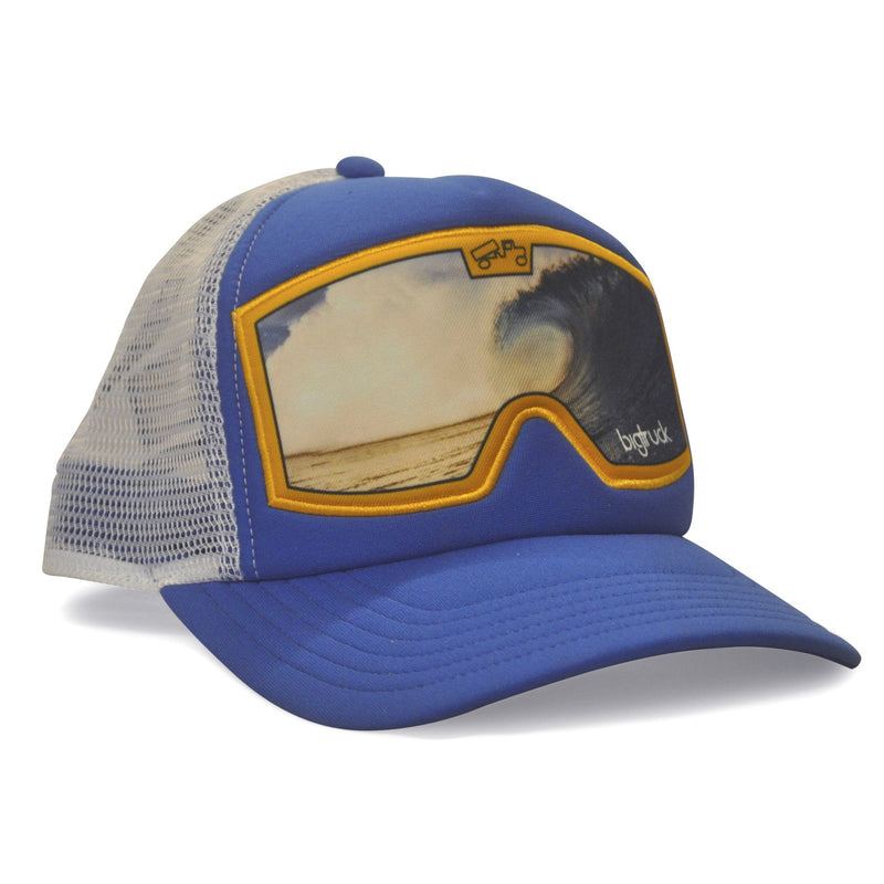 Original Kid Blue Wave Goggle Back