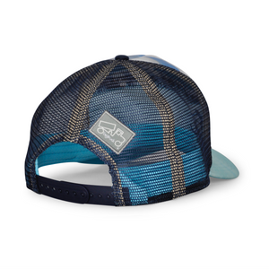Original Sublimated Bali Blue Embossed EMB™