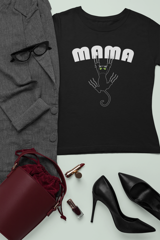 Mama Cat Shirt by Catariffic