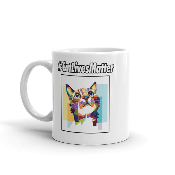 Cat Lives Matter Cat Appreciation Mug - Catariffic