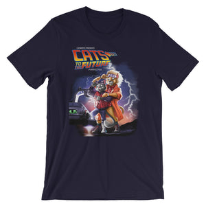 Cats To The Future Unisex Shirt