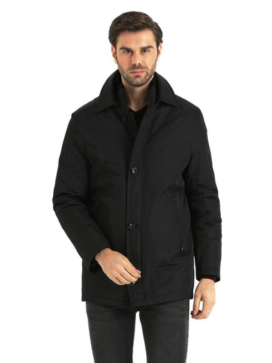 SAYKI Men's Winter Jacket-SAYKI MEN'S FASHION