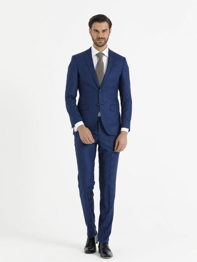 SAYKI Men's Royal Blue Suit-SAYKI MEN'S FASHION