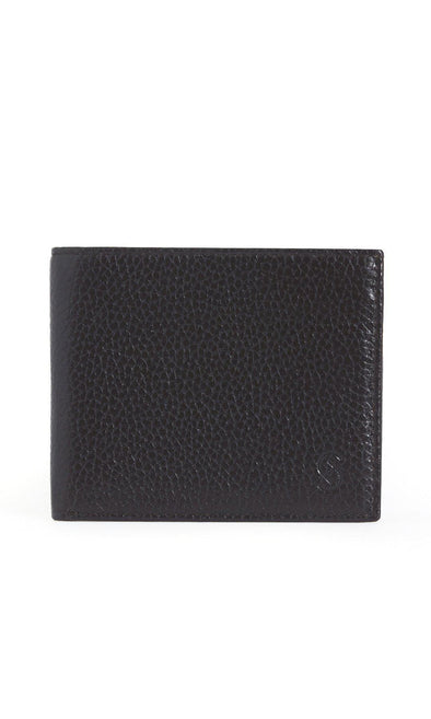 SAYKI Men's Leather Brown Wallet-SAYKI MEN'S FASHION