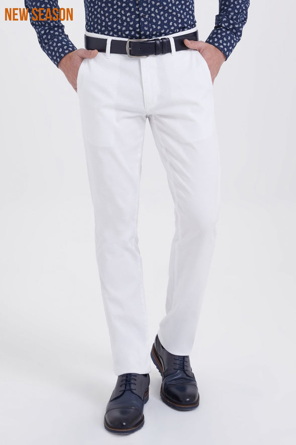 SAYKI Men's Regular Fit Pants