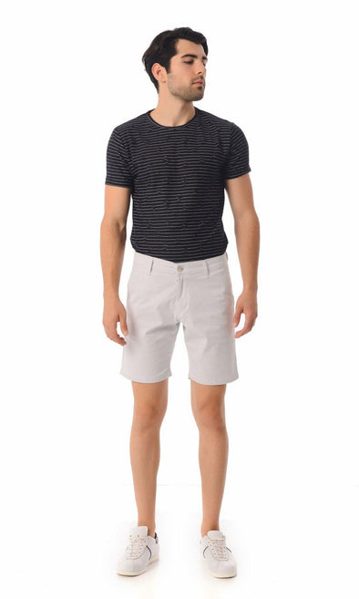 SAYKI Men's Slim Fit Short
