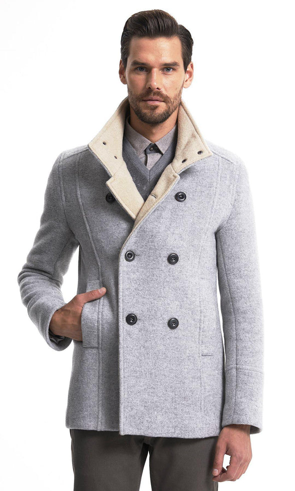 SAYKI Men's Vegas Coat-SAYKI MEN'S FASHION