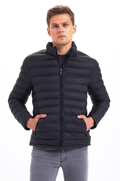 SAYKI Men's Bogner Jacket-SAYKI MEN'S FASHION