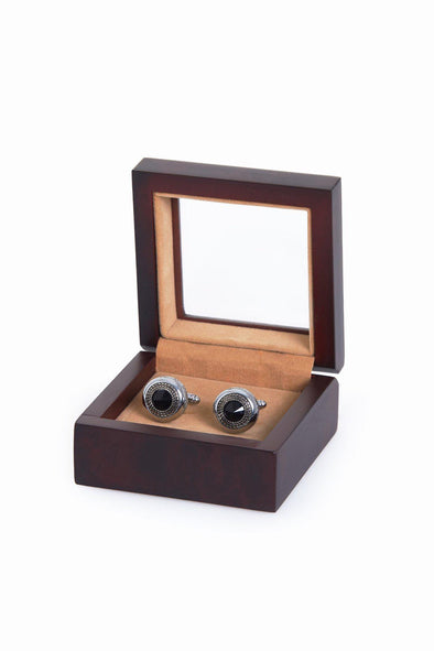 SAYKI Men's Cufflinks-SAYKI MEN'S FASHION