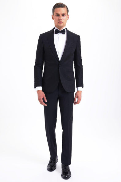 SAYKI Men's Brunello Slim Fit Tuxedo-SAYKI MEN'S FASHION