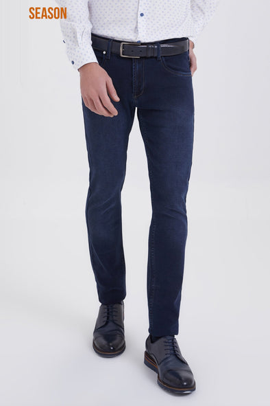 SAYKI Men's Ramos Slim Fit Jeans