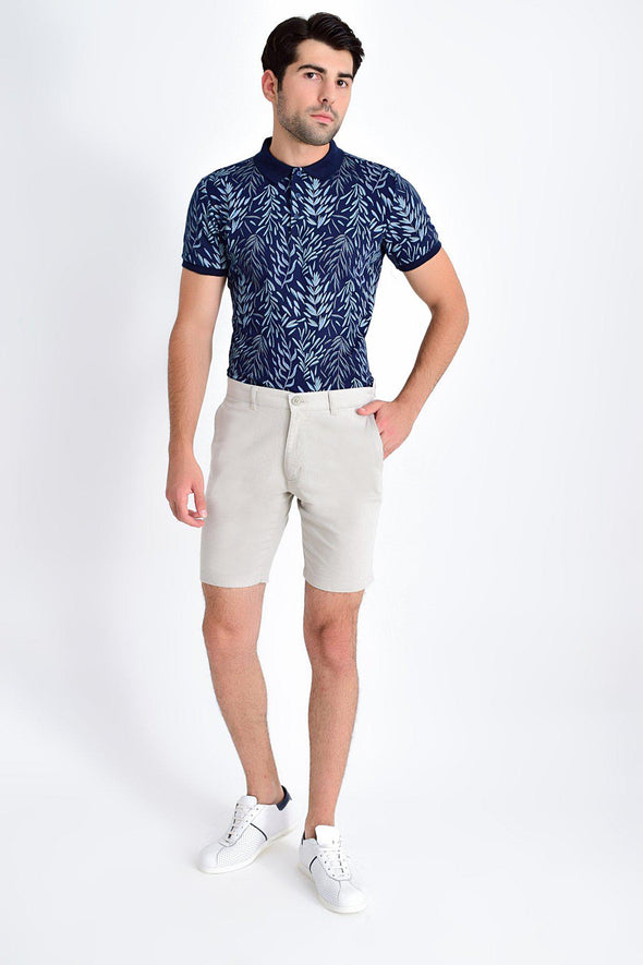 SAYKI Men's Slim Fit Shorts