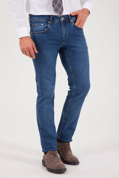 SAYKI Men's Regular Fit Jean