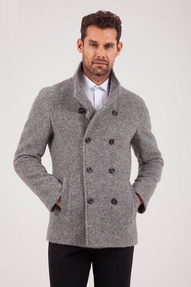 Sayki Men's Coat