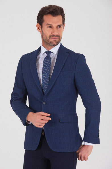 Sayki Men's Lucas Slim Fit Blazer
