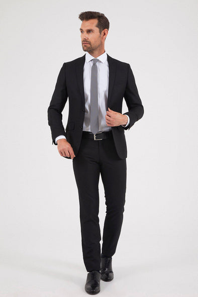 SAYKI Men's Slim Fit Andrea Suit