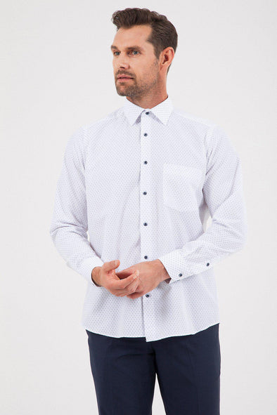 SAYKI Men's Classic Fit Shirt