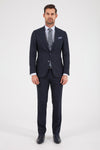 Sayki Men's Andrea Slim Fit Black Suit