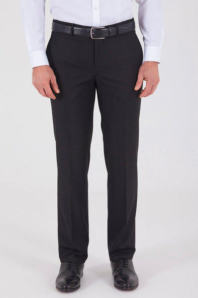 Sayki Men's Dynamic Fit Classic Black Pant