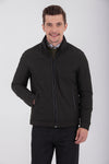 Sayki Men's Spring Black Jacket
