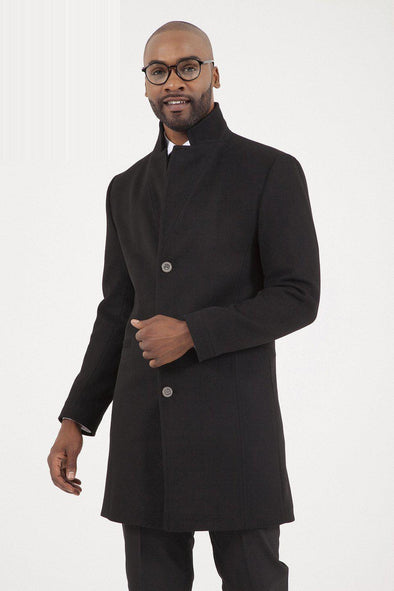 Saykı Men's Madrid Overcoat