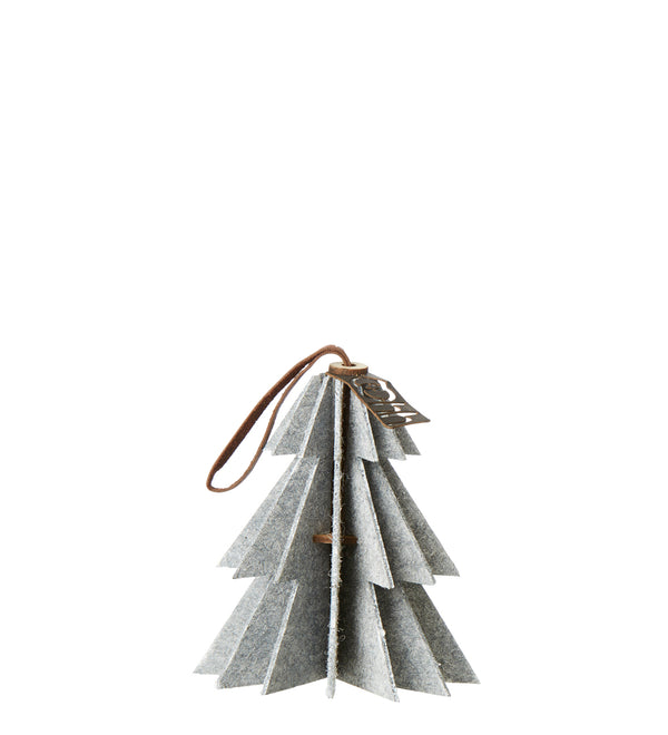 Ecofelt 'Tree' Tree Decoration