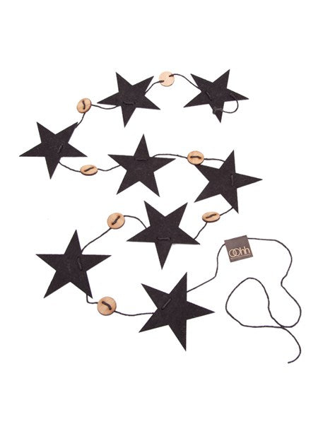 Xmas Star String Decoration