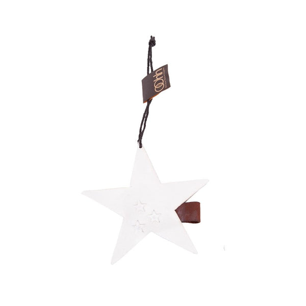 Padded Xmas Star Tree Decoration