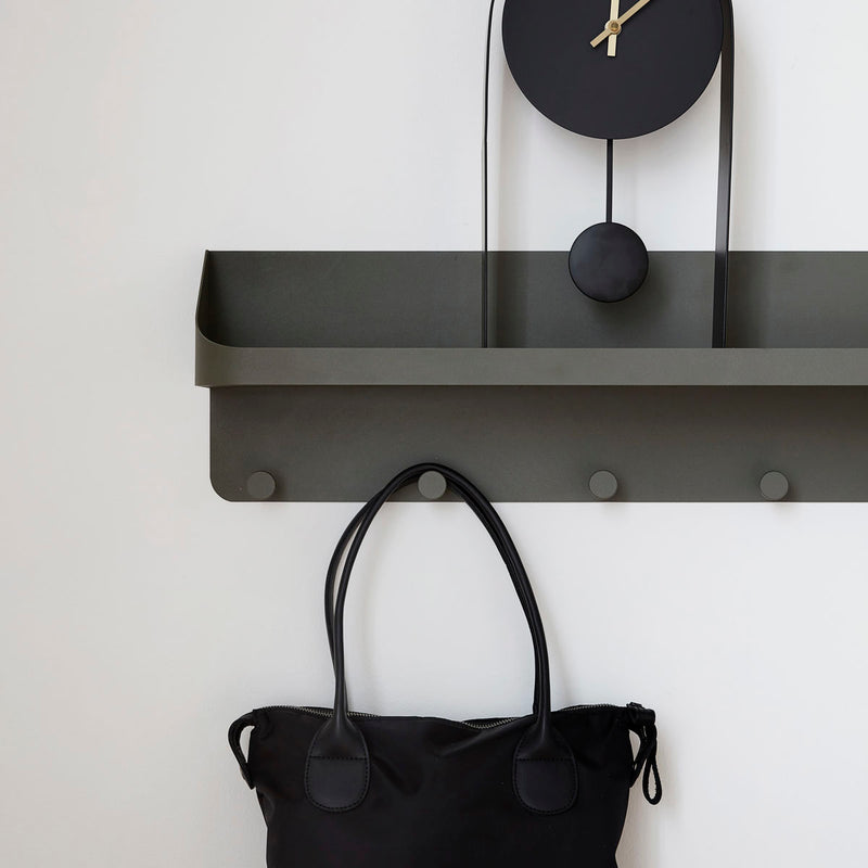 Pocket Coat Rack by House Doctor (Army Green)