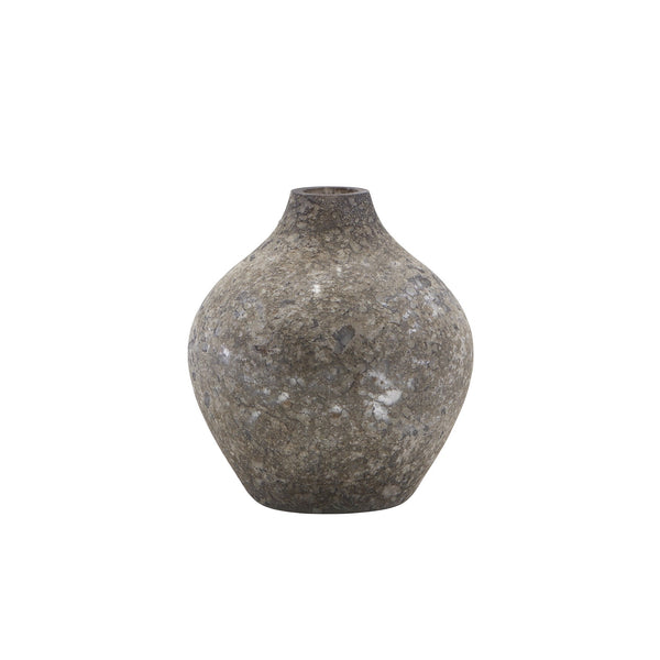 Forest Grey Vase by House Doctor