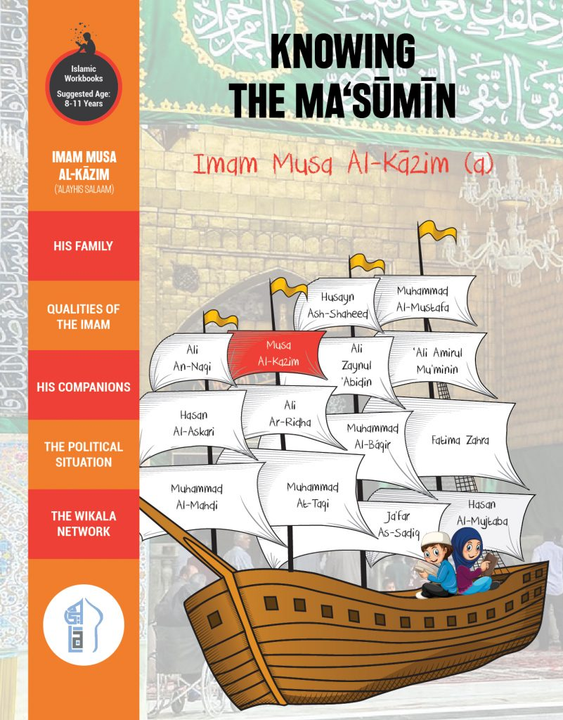 Knowing the Masumin Imam Musa al-Kazim (A)