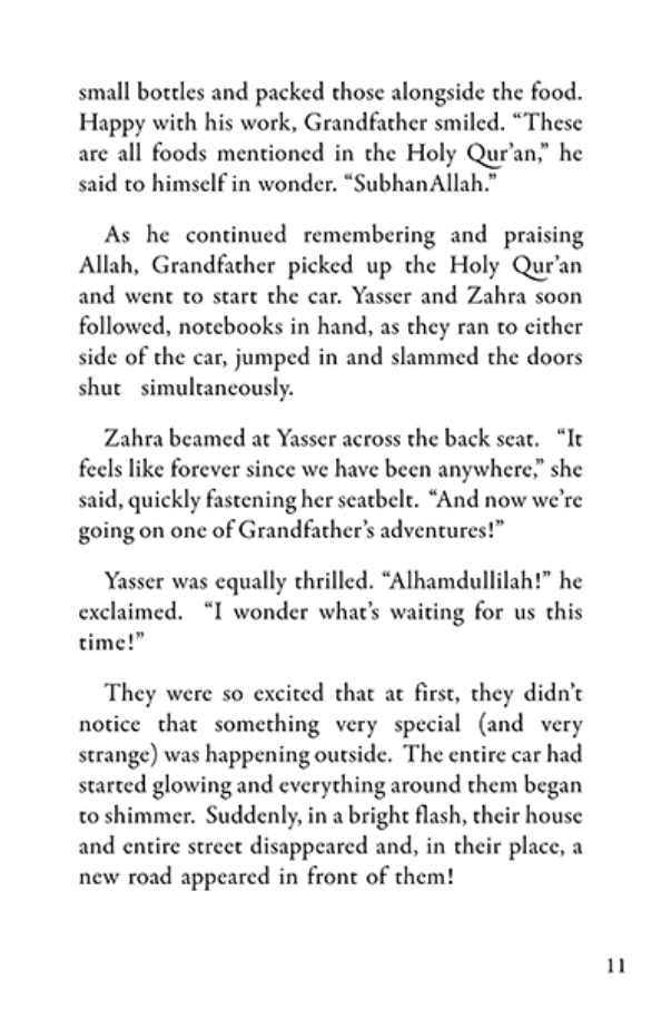 Yasser & Zahra Meet the Animals in the Qur'an