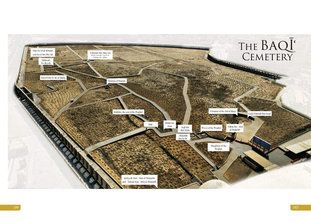 The Baqi Cemetery: Past, Present & Future