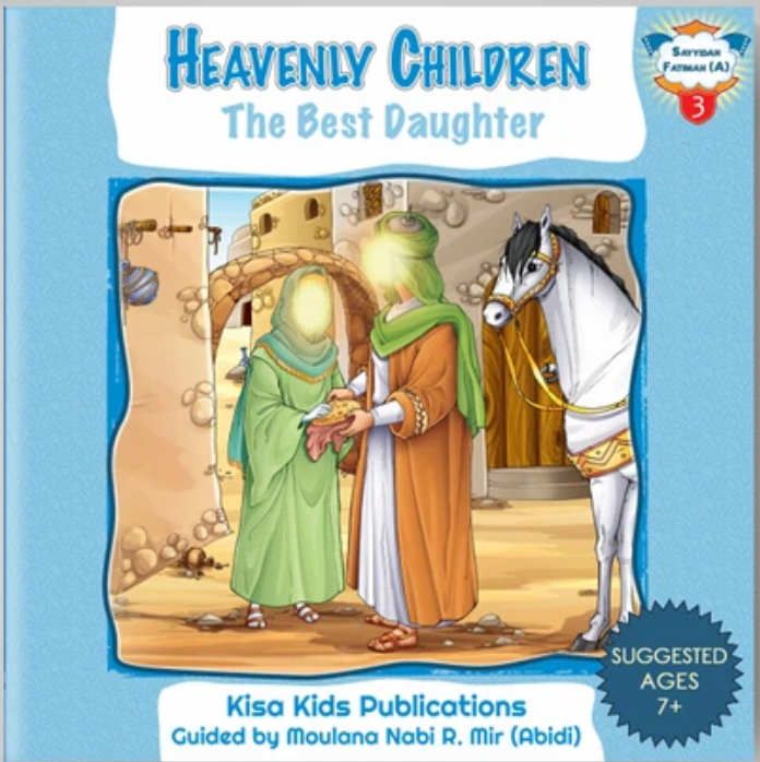 The Heavenly Children Book Set