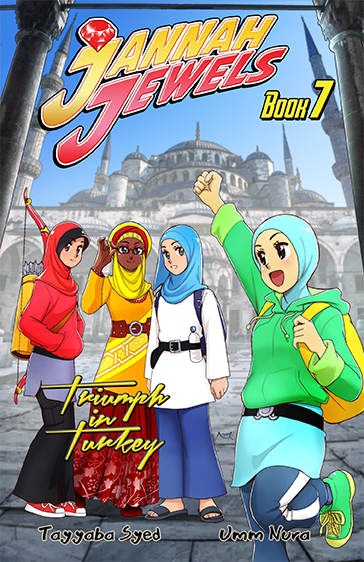 Jannah Jewels Book 7, Triumph In Turkey
