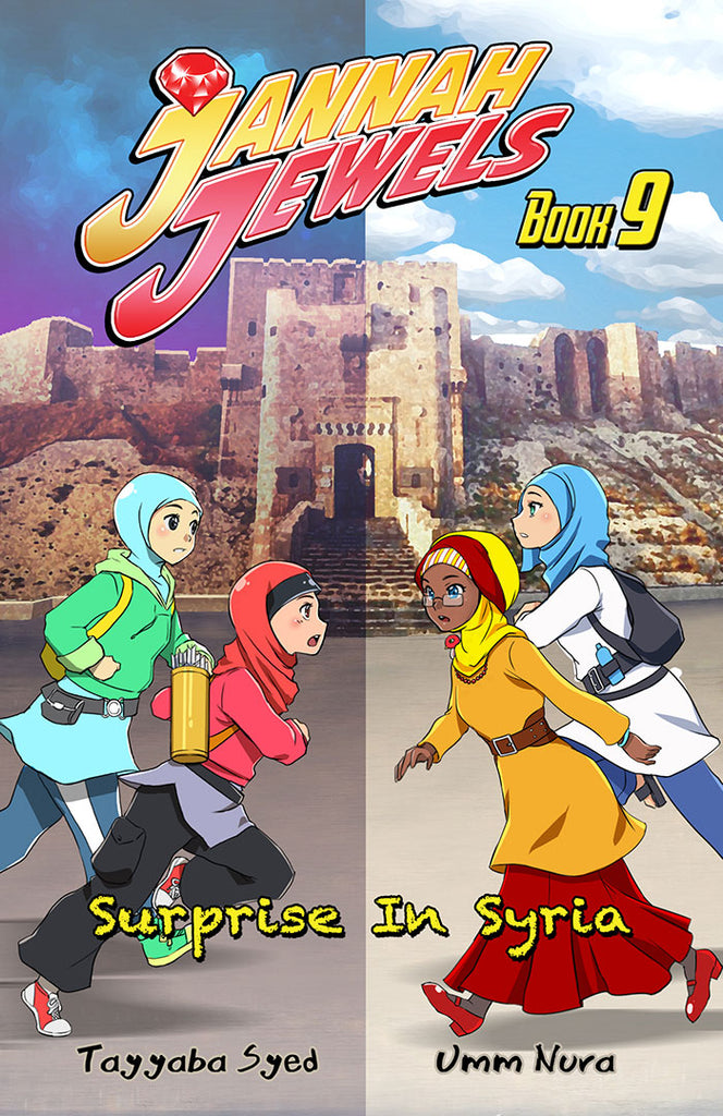 Jannah Jewels Book 9, Surprise in Syria