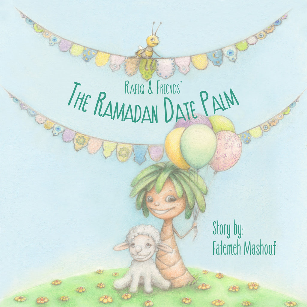 The Ramadan Date Palm Book & Activity Set
