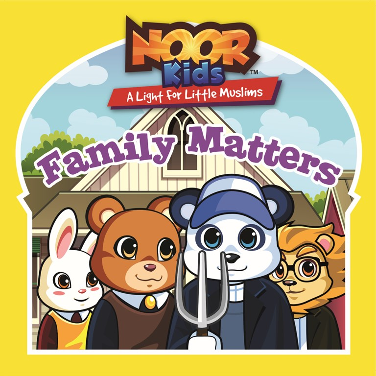 Noor Kids Family Matters